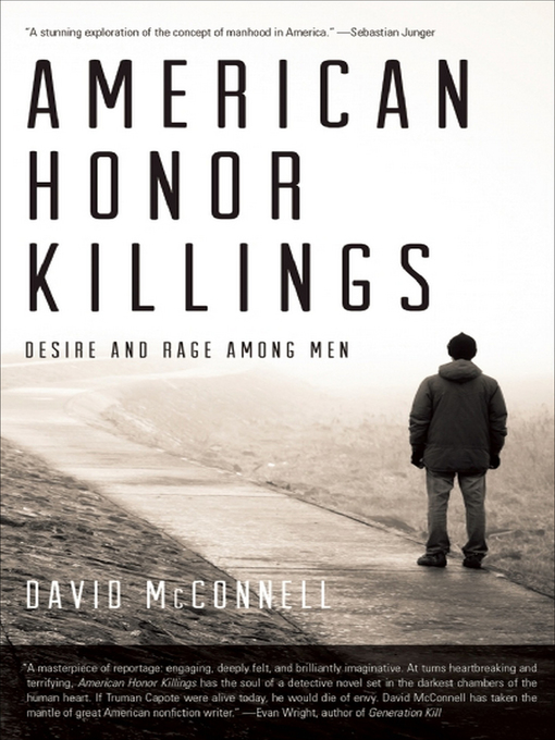 Title details for American Honor Killings by David McConnell - Available