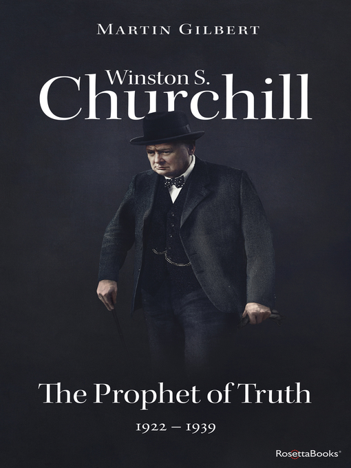 Title details for Winston S. Churchill by Martin Gilbert - Available