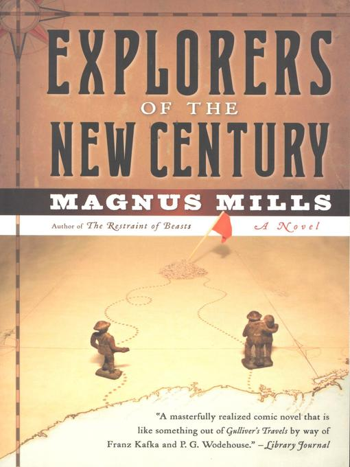 Cover of Explorers of the New Century