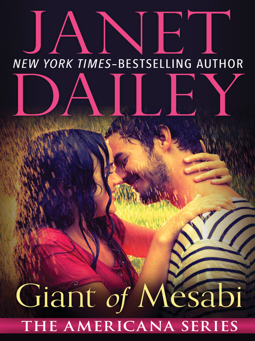 Title details for Giant of Mesabi by Janet Dailey - Available