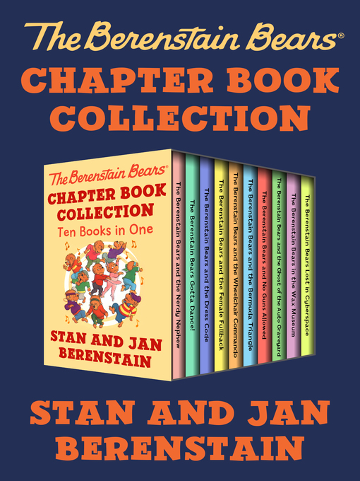 Title details for The Berenstain Bears Chapter Book Collection by Stan Berenstain - Available