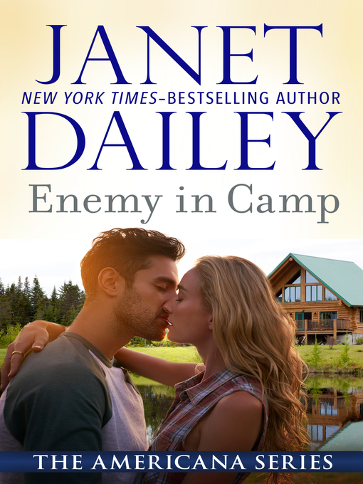 Title details for Enemy in Camp by Janet Dailey - Available