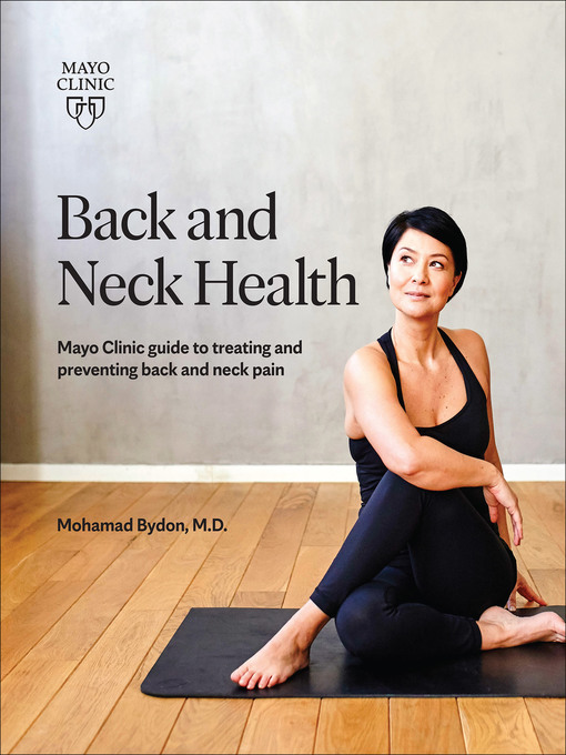Title details for Back and Neck Health by Mohamad Bydon - Wait list