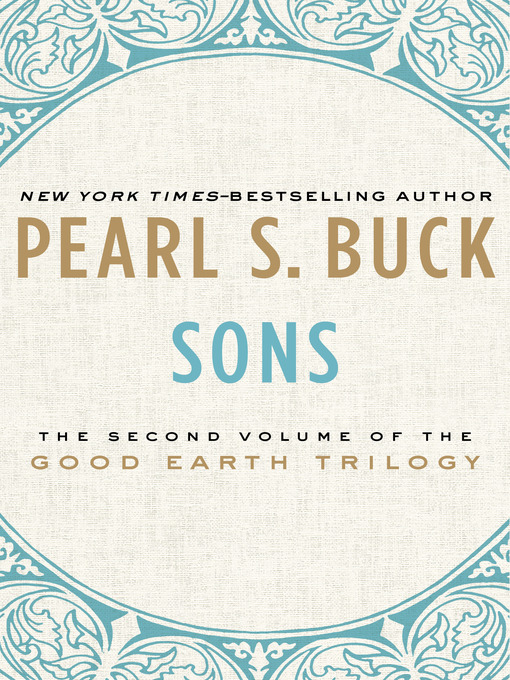 Title details for Sons by Pearl S. Buck - Wait list