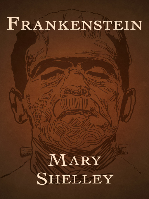 Cover of Frankenstein