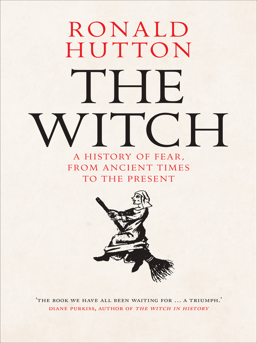 Title details for The Witch by Ronald Hutton - Available