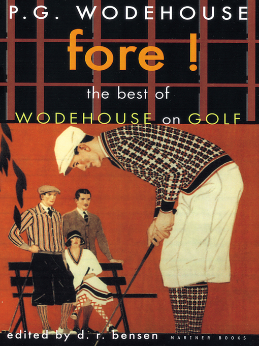 Title details for Fore! by D.R. Bensen - Available