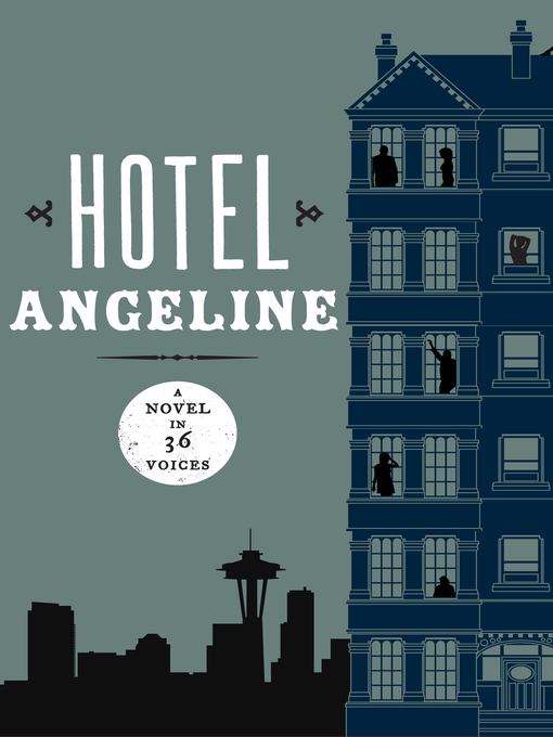 Cover image for Hotel Angeline