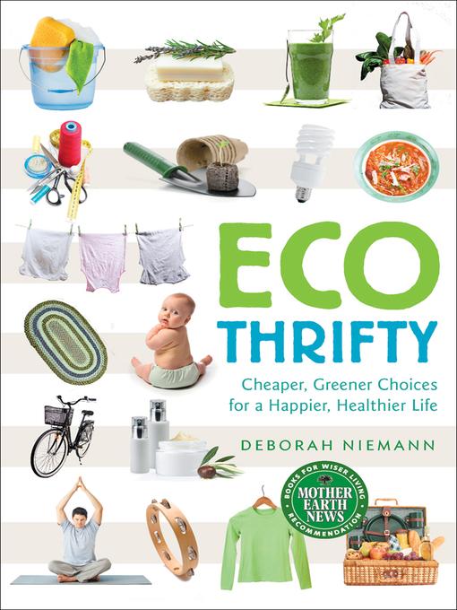 Title details for Ecothrifty by Deborah Niemann - Wait list
