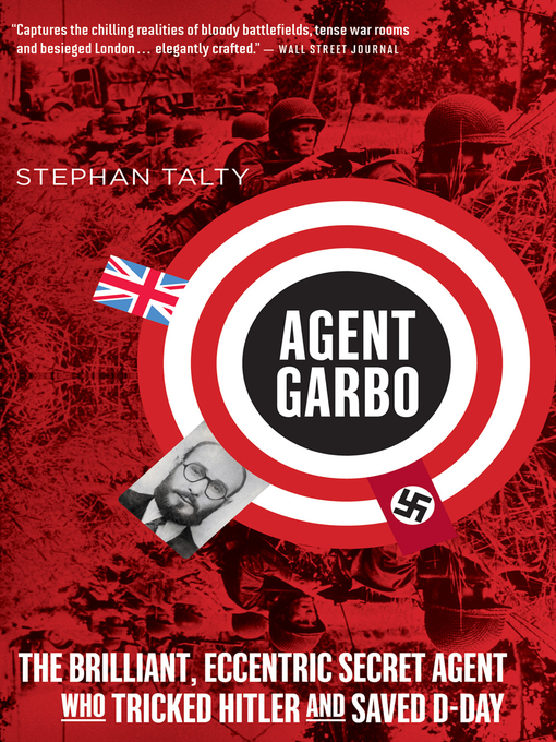Cover of Agent Garbo