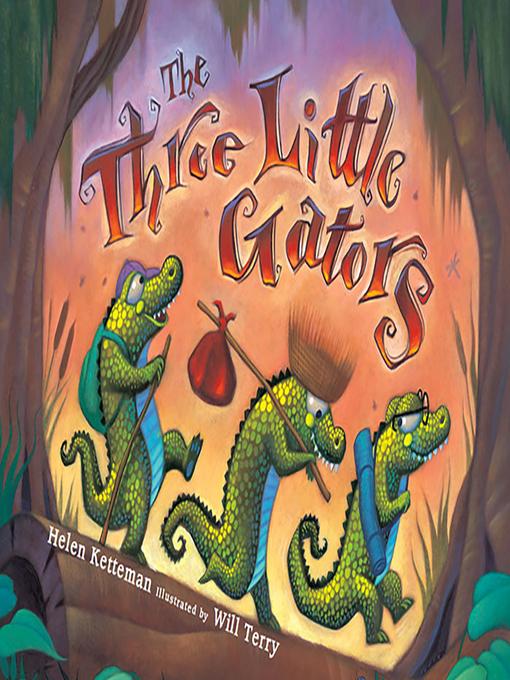 Three Little Gators