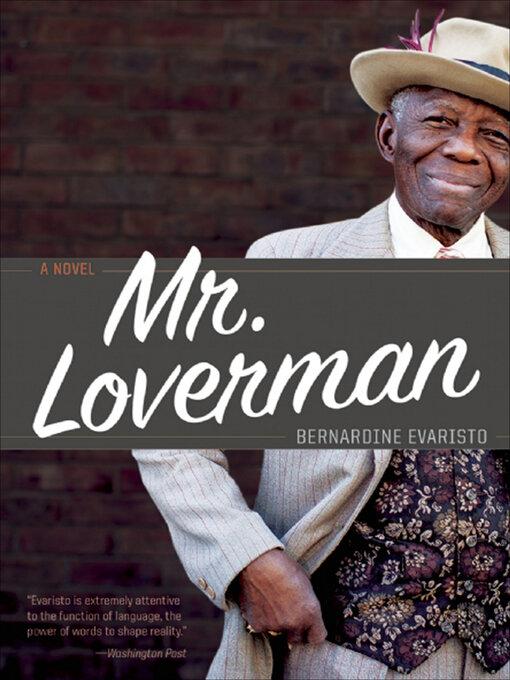 Title details for Mr. Loverman by Bernardine Evaristo - Available