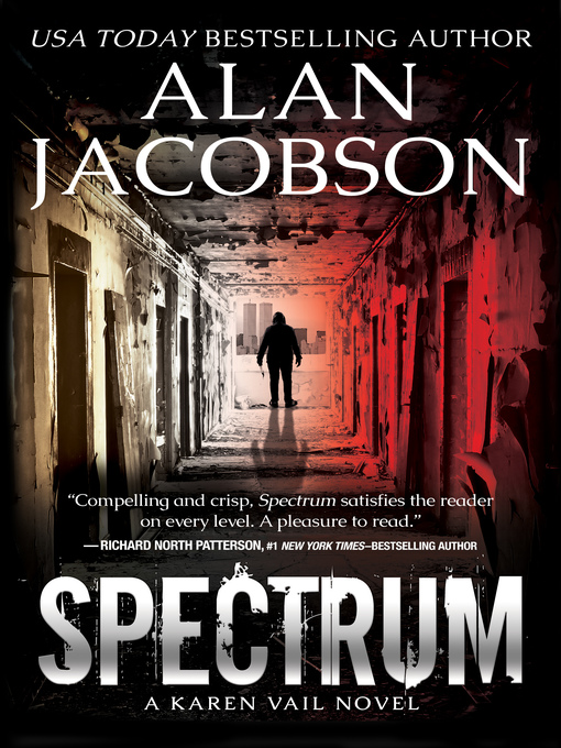 Title details for Spectrum by Alan Jacobson - Available