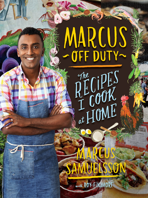 Title details for Marcus Off Duty by Roy Finamore - Available