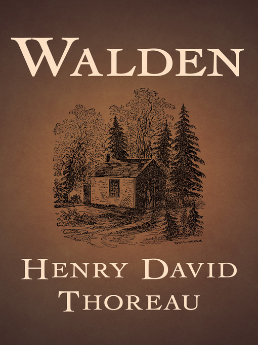 Cover image for Walden