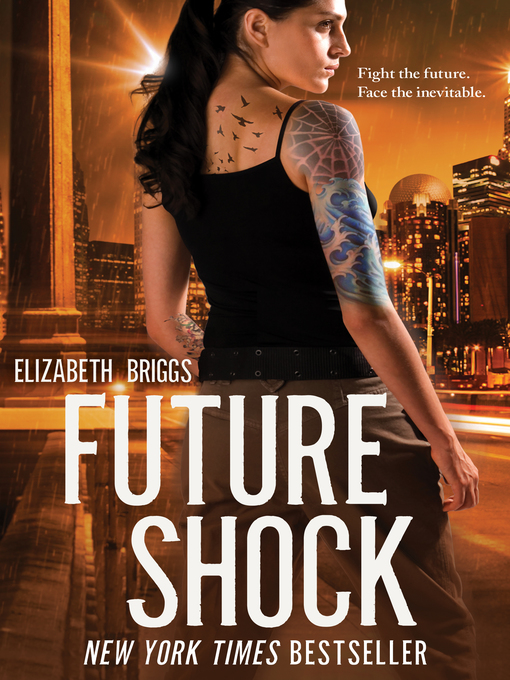 Cover of Future Shock