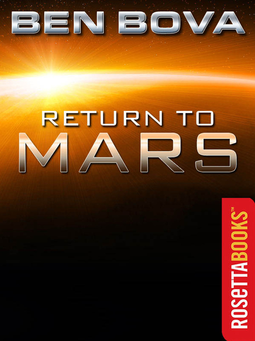 Title details for Return to Mars by Ben Bova - Wait list