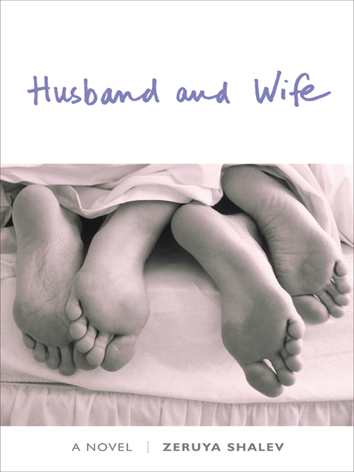 Cover of Husband and Wife