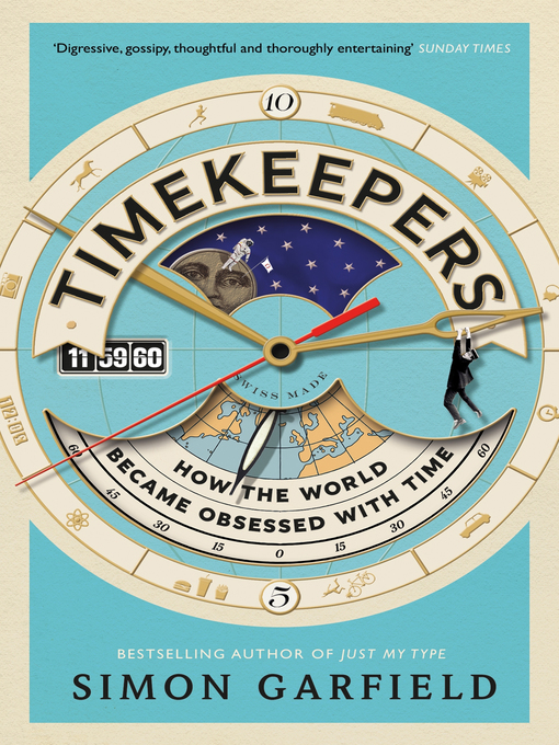 Title details for Timekeepers by Simon Garfield - Available