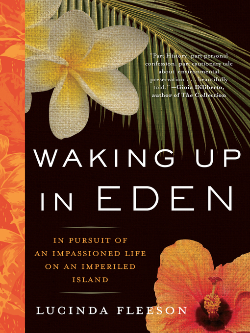 Title details for Waking Up in Eden by Lucinda Fleeson - Wait list