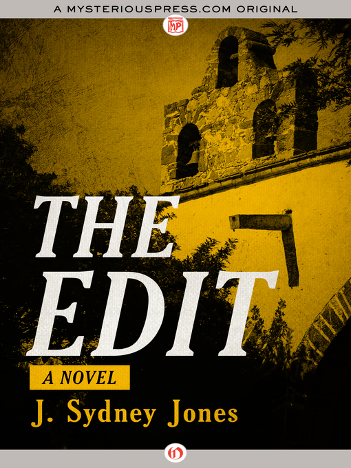 Title details for The Edit by J. Sydney Jones - Available