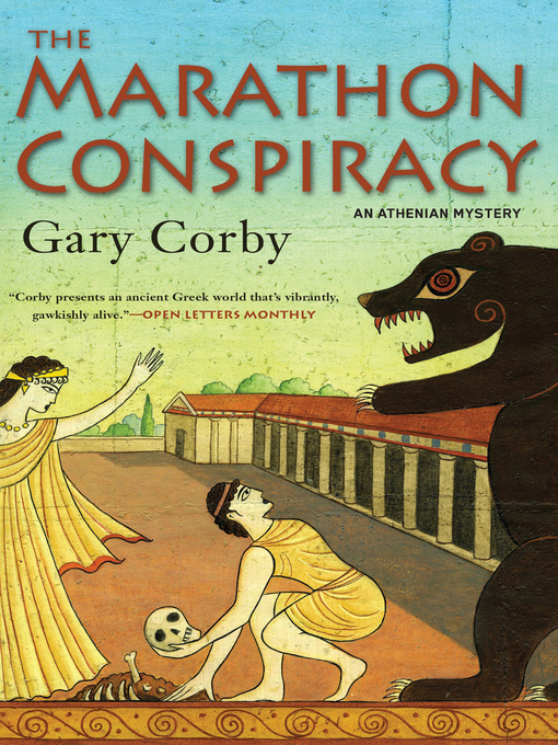 Title details for The Marathon Conspiracy by Gary Corby - Available