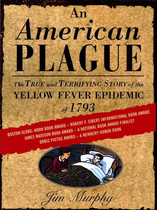Cover image for book: An American Plague
