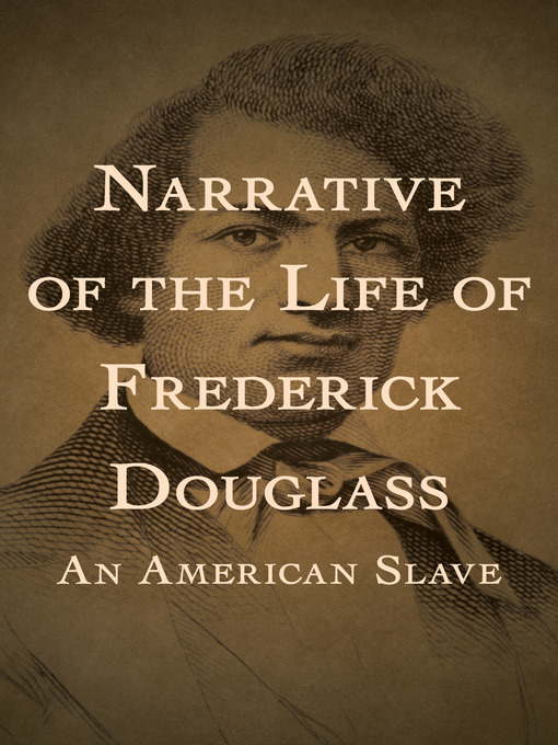 Cover image for Narrative of the Life of Frederick Douglass