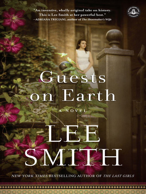 Title details for Guests on Earth by Lee Smith - Wait list