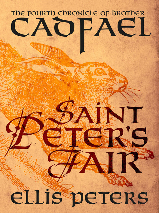 Title details for Saint Peter's Fair by Ellis Peters - Wait list