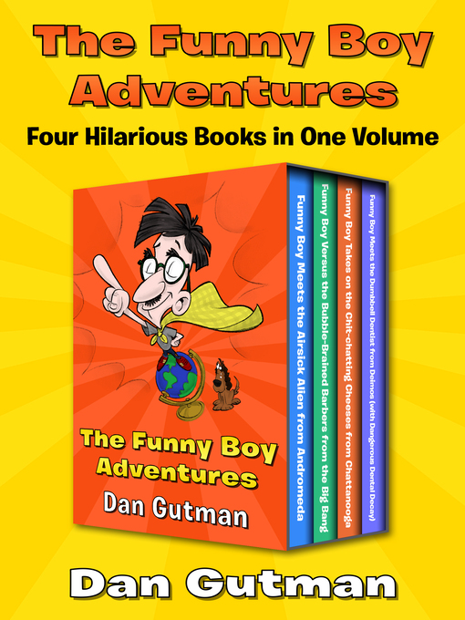 Title details for The Funny Boy Adventures by Dan Gutman - Available