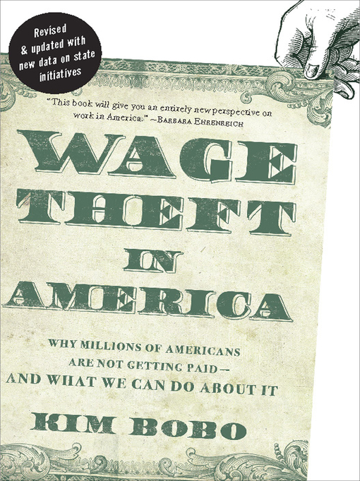 Wage theft in america