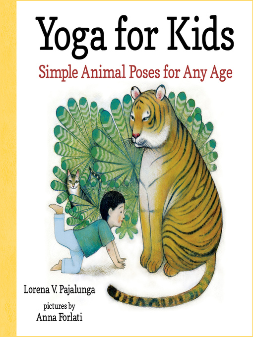 Title details for Yoga for Kids by Lorena V. Pajalunga - Available
