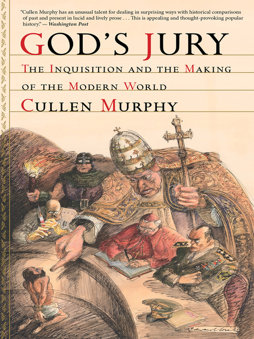 Title details for God's Jury by Cullen Murphy - Available