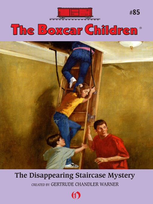 Title details for Disappearing Staircase Mystery by Gertrude  C. Warner - Available