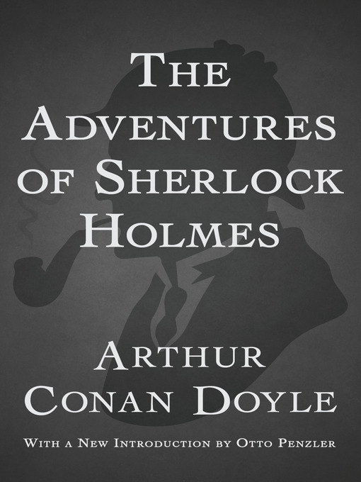 Cover image for The Adventures of Sherlock Holmes