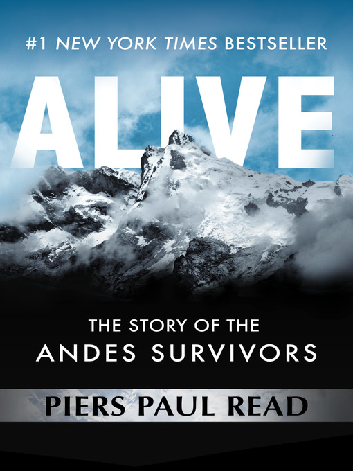 Title details for Alive by Piers Paul Read - Available