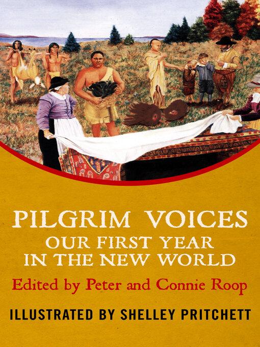 Title details for Pilgrim Voices by Peter Roop - Wait list