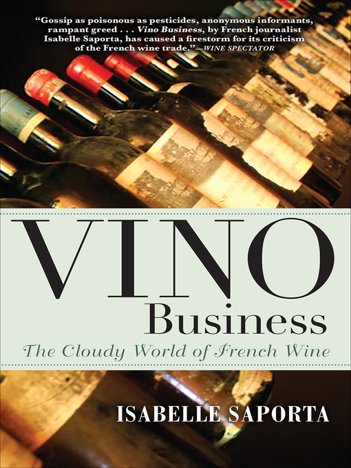 Title details for Vino Business by Isabelle Saporta - Available