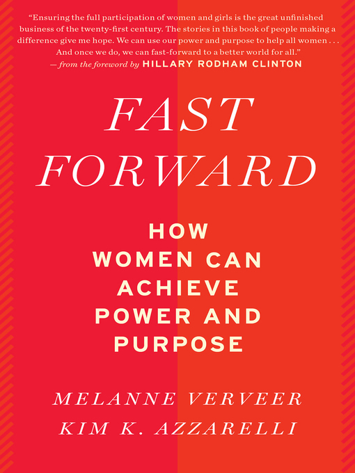 Title details for Fast Forward by Melanne Verveer - Available