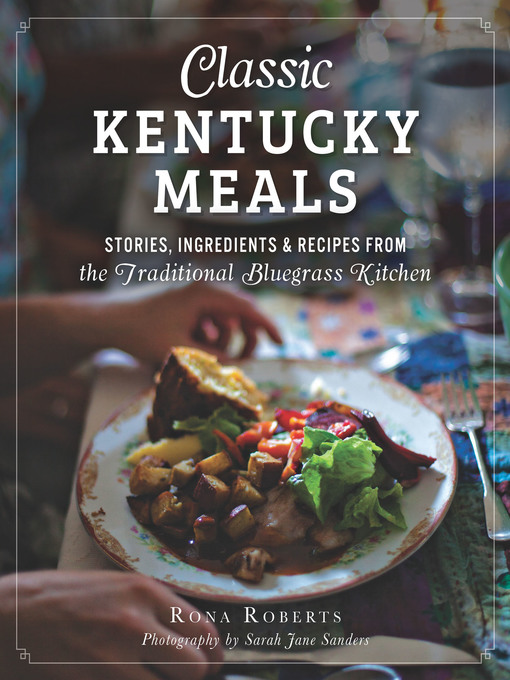 Cover image for Classic Kentucky Meals