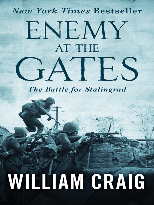 Cover of Enemy at the Gates