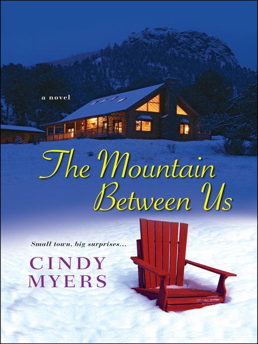 Cover of The Mountain Between Us