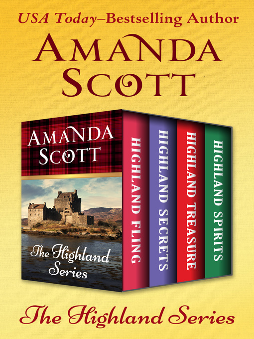 Title details for Highland Series by Amanda Scott - Available