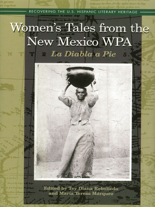Title details for Women Tales from the New Mexico WPA by Tey Diana Rebolledo - Wait list