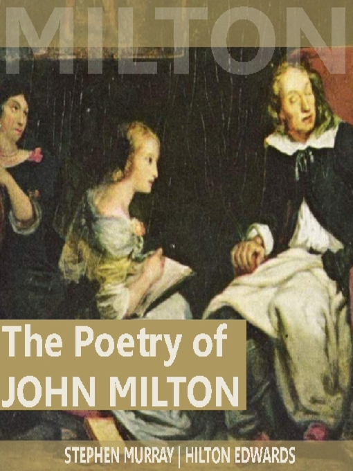 Title details for The Poetry of John Milton by John Milton - Wait list