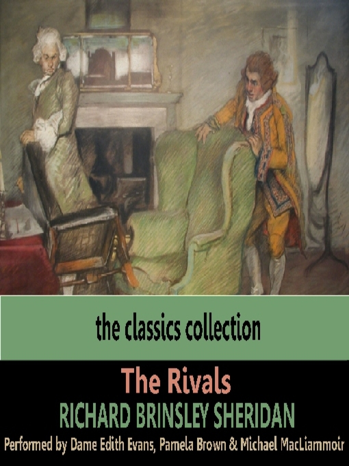 the rivals as a comedy of manners