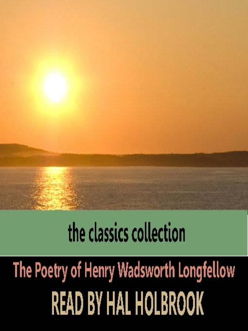 Title details for The Poetry of Longfellow by Henry Wadsworth Longfellow - Wait list