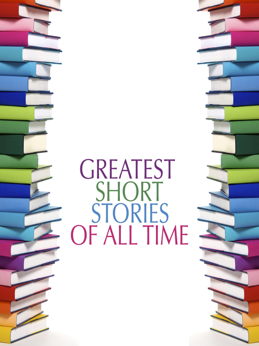 Cover of Greatest Short Stories of All Time