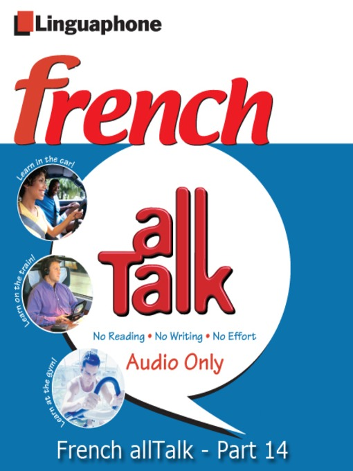 Title details for French All Talk, Part 14 by John Foley - Available